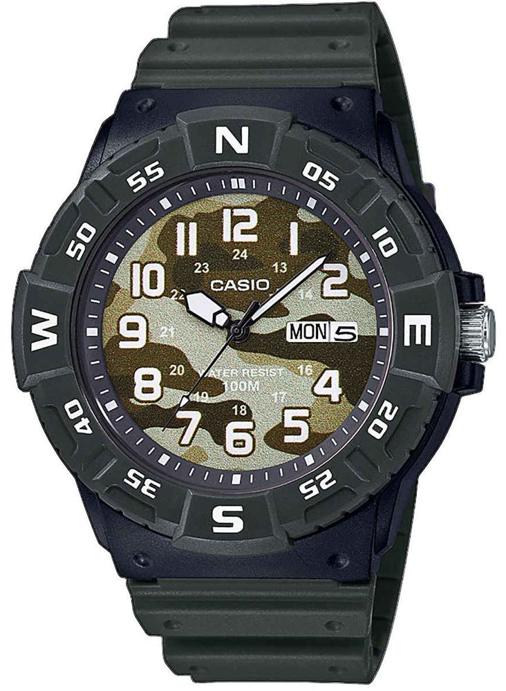 Casio MRW-220HCM-3BVEF - zegarek męski