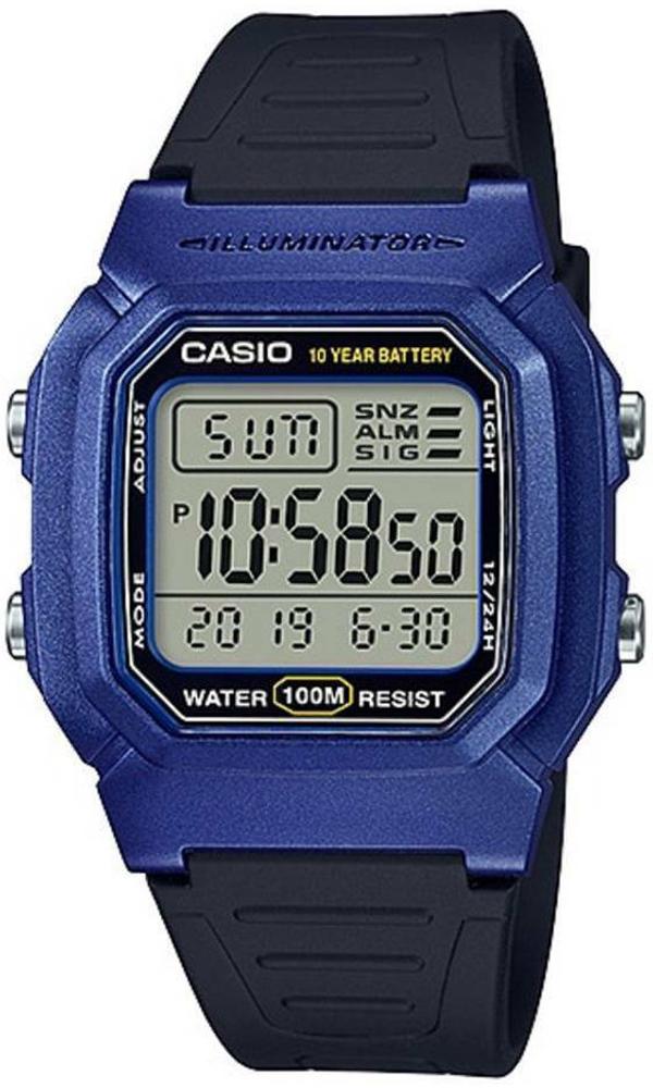 Casio W-800HM-2AVEF - zegarek męski
