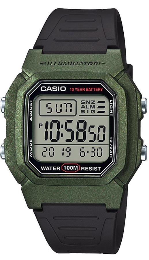 Casio W-800HM-3AVEF - zegarek męski