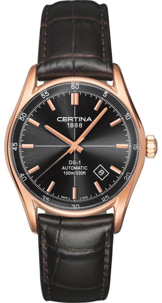 Certina C006.407.36.081.00 - zegarek męski