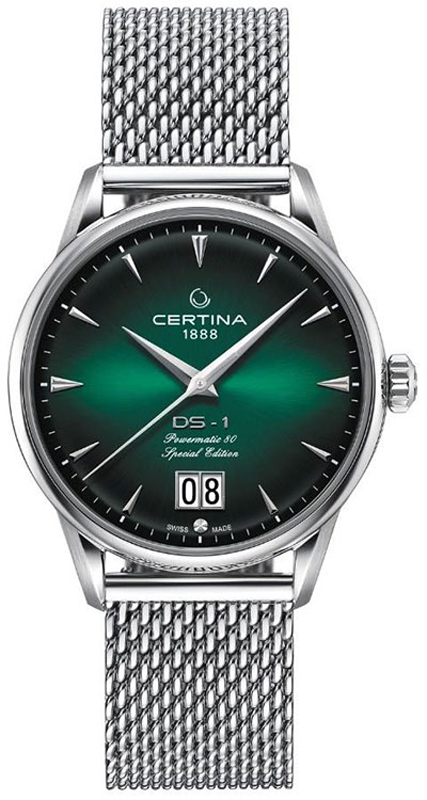 Certina C029.426.11.091.60 - zegarek męski