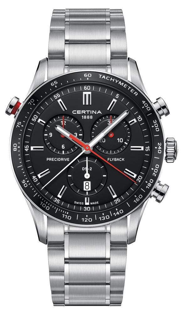 Certina C024.618.11.051.01 - zegarek męski