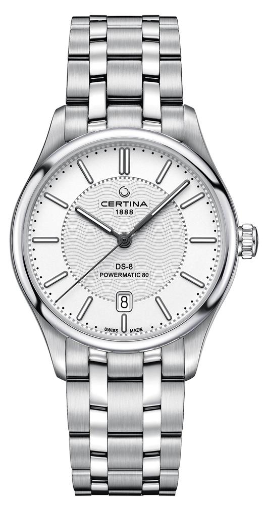 Certina C033.407.11.031.00 - zegarek męski