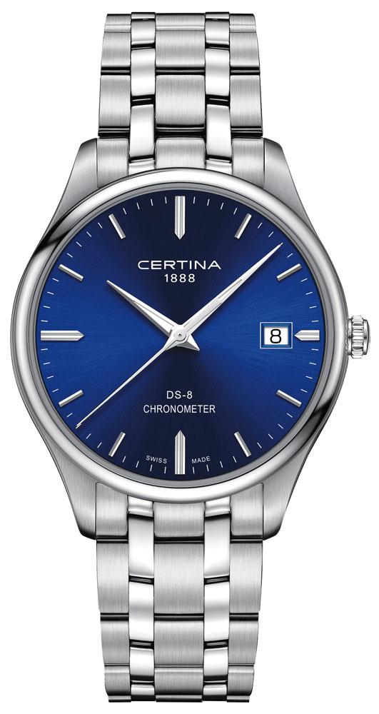 Certina C033.451.11.041.00 - zegarek męski