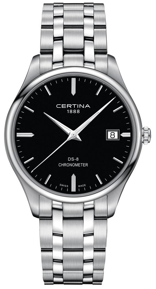 Certina C033.451.11.051.00 - zegarek męski