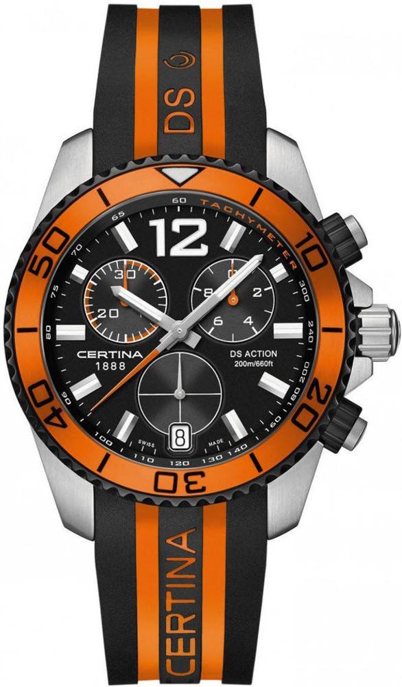 Certina C013.417.27.057.01 - zegarek męski