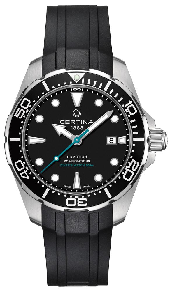 Certina C032.407.17.051.60 - zegarek męski