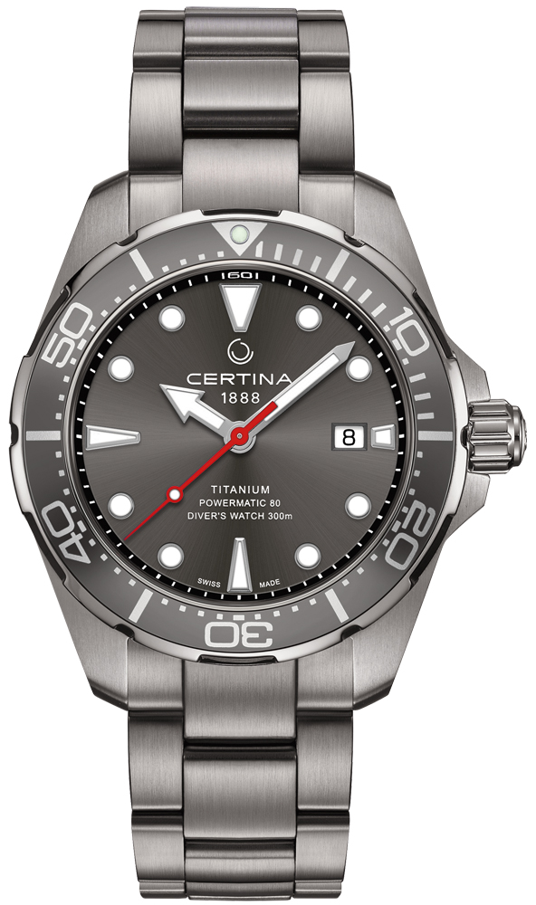 Certina C032.407.44.081.00 - zegarek męski