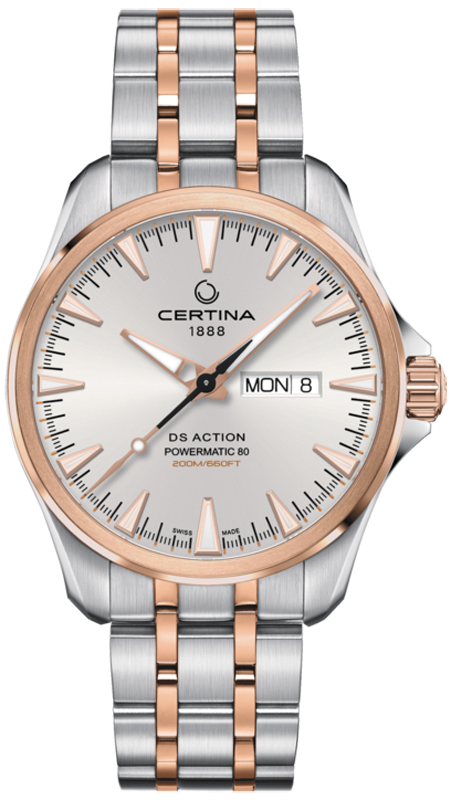 Certina C032.430.22.031.00 - zegarek męski
