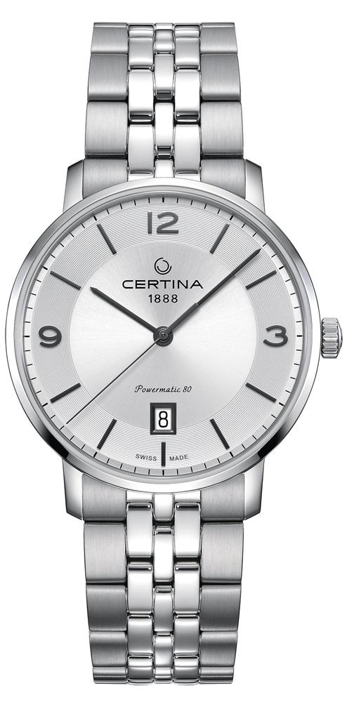 Certina C035.407.11.037.00 - zegarek męski