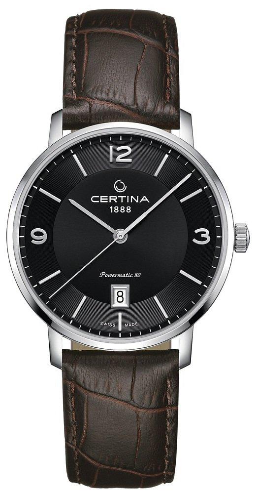 Certina C035.407.16.057.00 - zegarek męski
