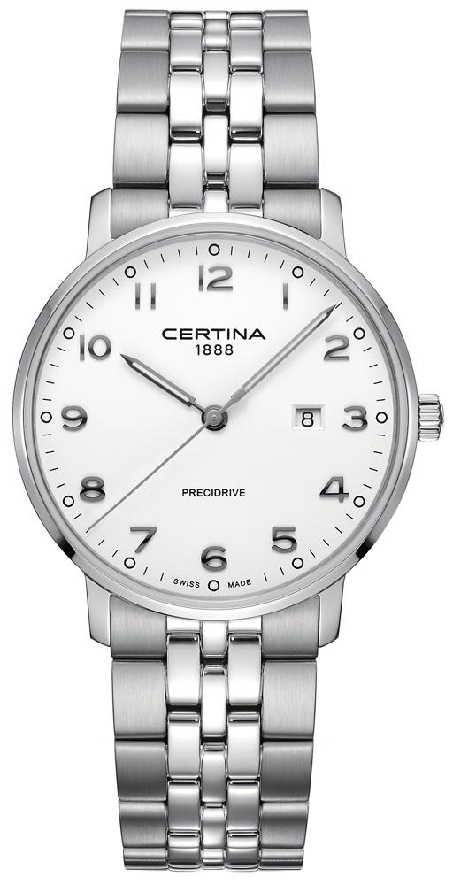 Certina C035.410.11.012.00 - zegarek męski