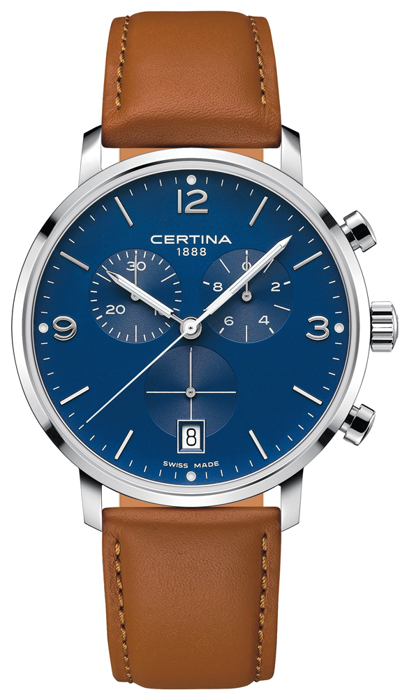 Certina C035.417.16.047.00 - zegarek męski