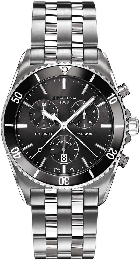 Certina C014.417.44.081.00 - zegarek męski