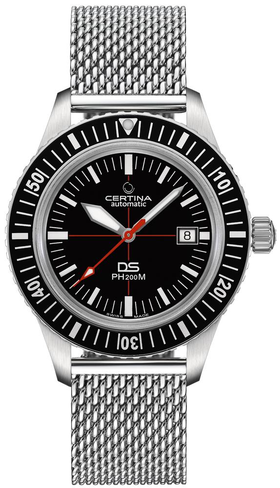 Certina C036.407.11.050.00 - zegarek męski