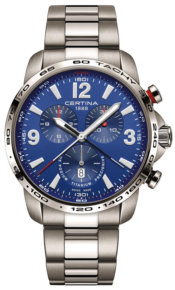 Certina C001.647.44.047.00 - zegarek męski