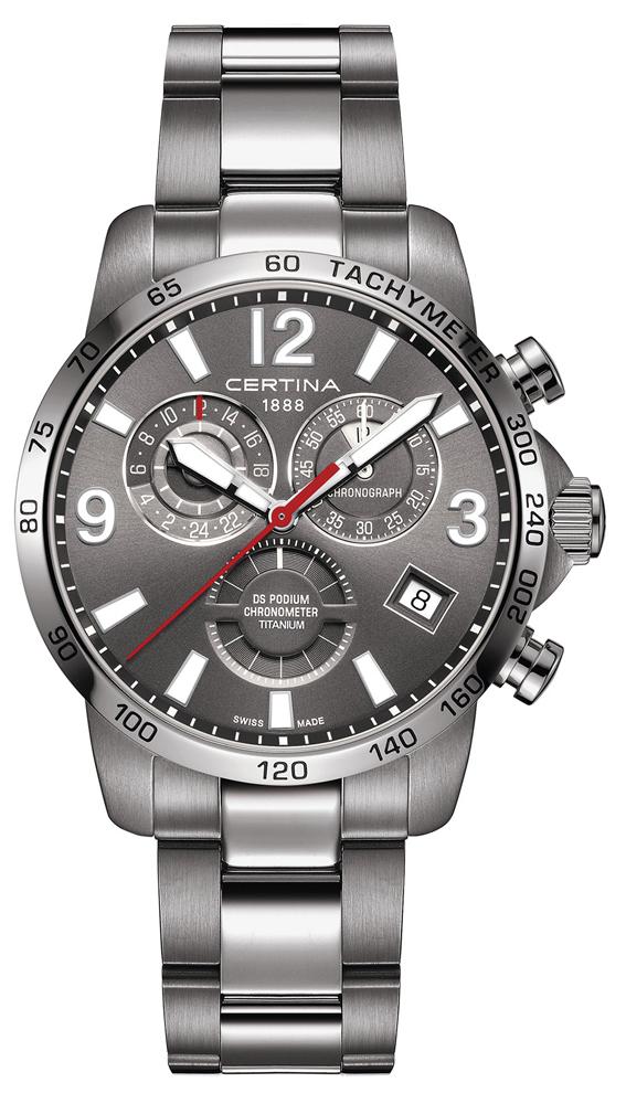 Certina C034.654.44.087.00 - zegarek męski