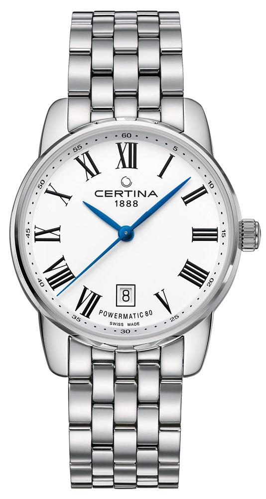 Certina C034.807.11.013.00 - zegarek męski