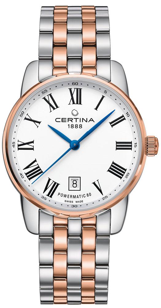 Certina C034.807.22.013.00 - zegarek męski