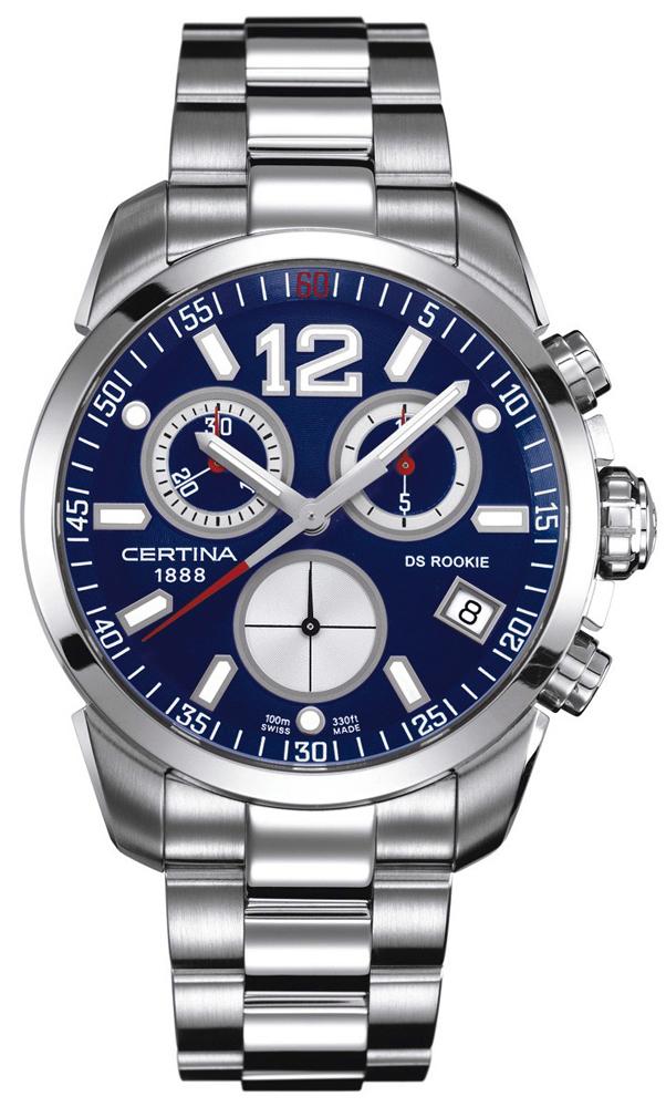 Certina C016.417.11.047.00 - zegarek męski