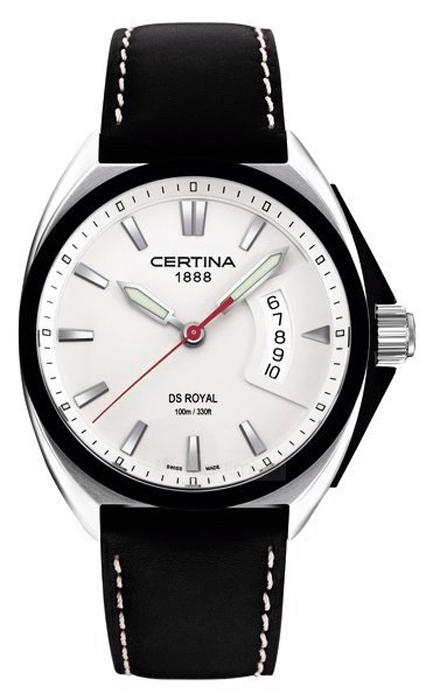 Certina C010.410.16.031.00 - zegarek męski
