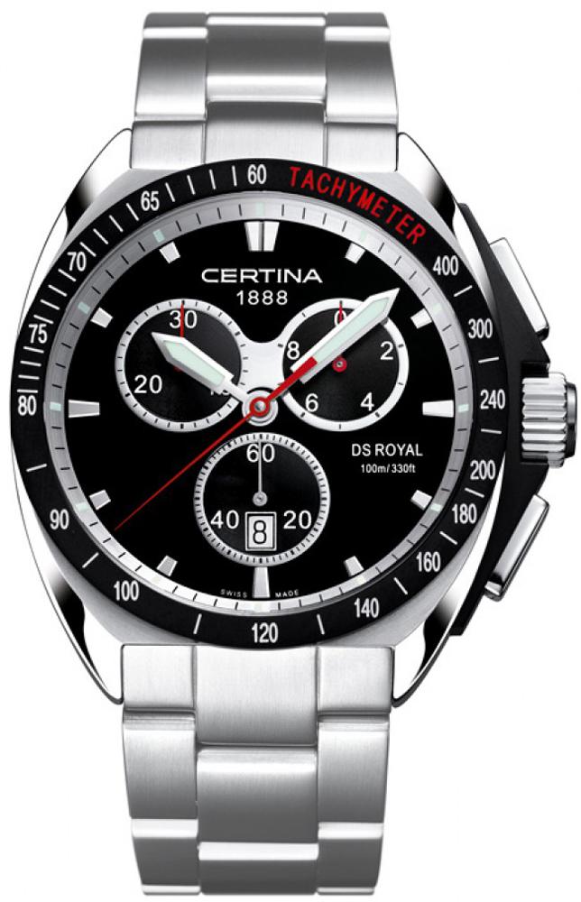 Certina C010.417.11.051.00 - zegarek męski