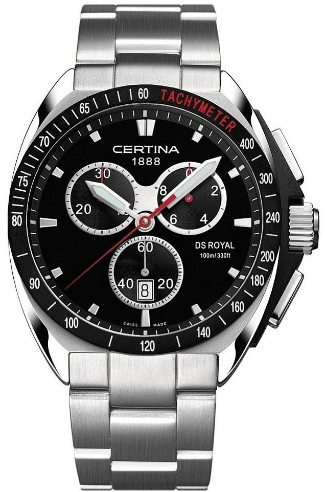 Certina C010.417.11.051.01 - zegarek męski