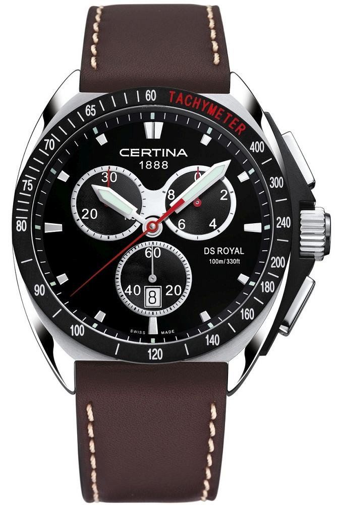 Certina C010.417.16.051.00 - zegarek męski