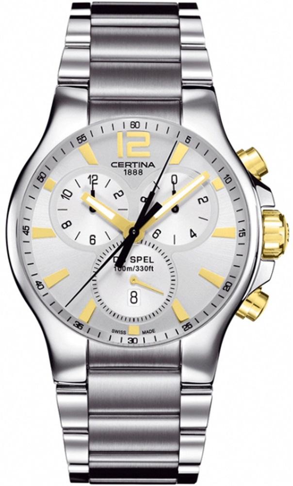 Certina C012.417.21.037.00 - zegarek męski