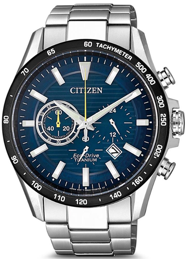 Citizen CA4444-82L - zegarek męski