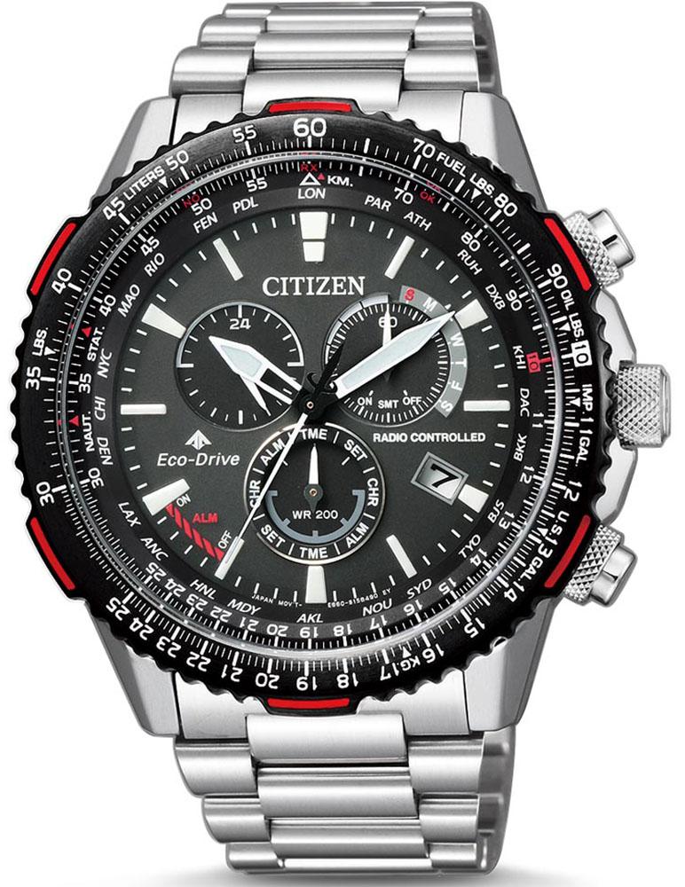 Citizen CB5001-57E - zegarek męski