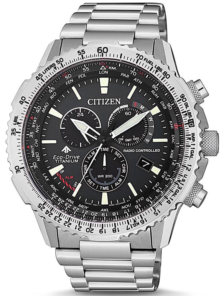 Citizen CB5010-81E - zegarek męski