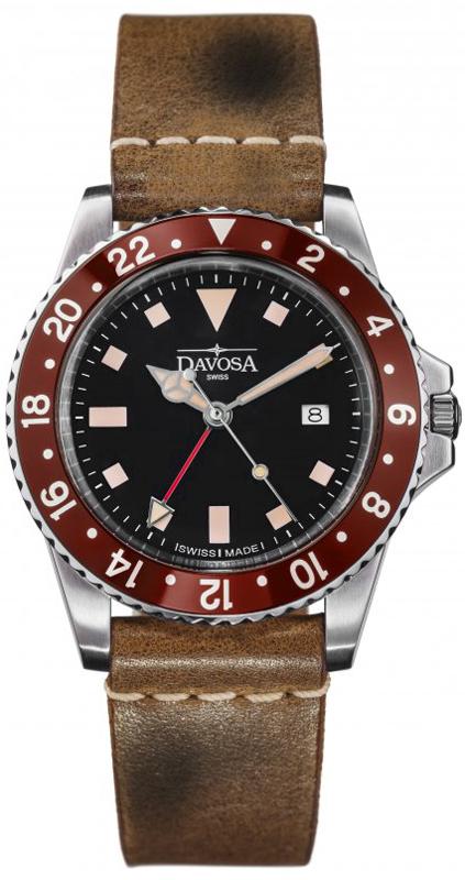 Davosa 162.500.65 - zegarek męski