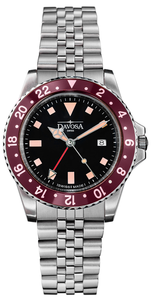 Davosa 163.500.60 - zegarek męski