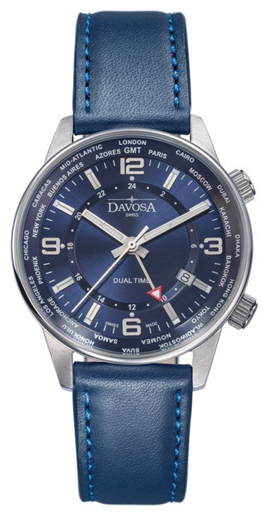 Davosa 162.492.45 - zegarek męski