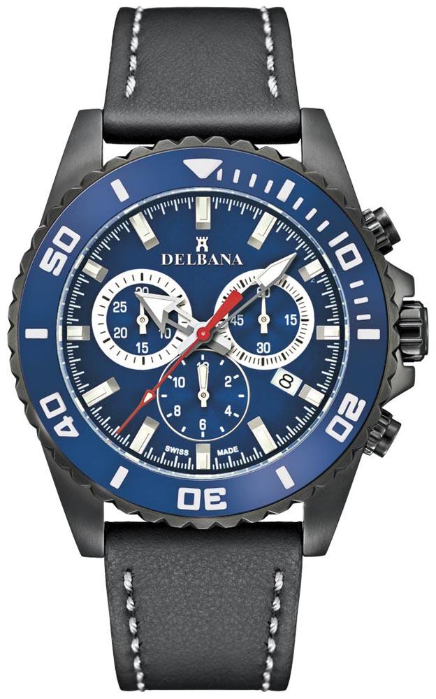 Delbana 44602.624.6.041 - zegarek męski