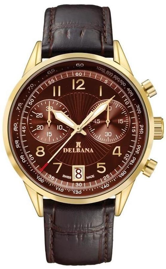 Delbana 42601.672.6.104 - zegarek męski
