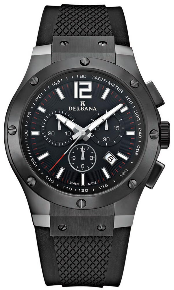 Delbana 44501.578.6.034 - zegarek męski