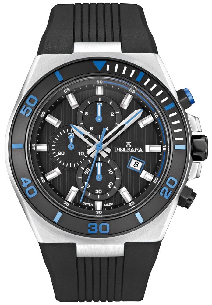 Delbana 54502.664.6.041 - zegarek męski