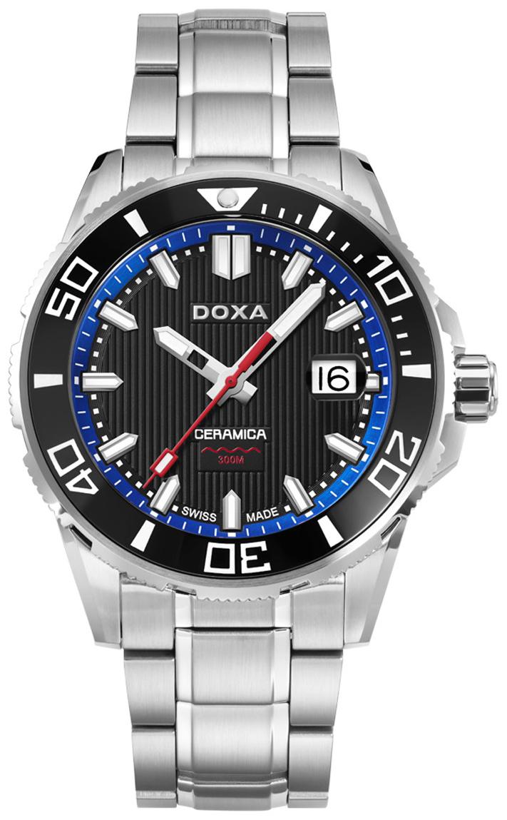 Doxa 707.10.191.10 - zegarek męski