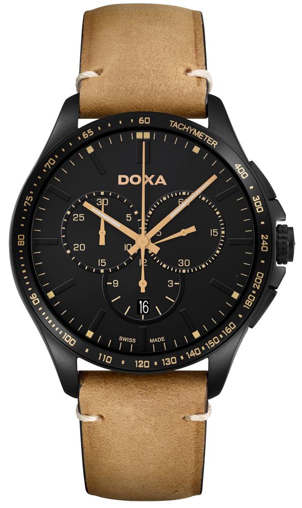 Doxa 287.70Y.101.81 - zegarek męski