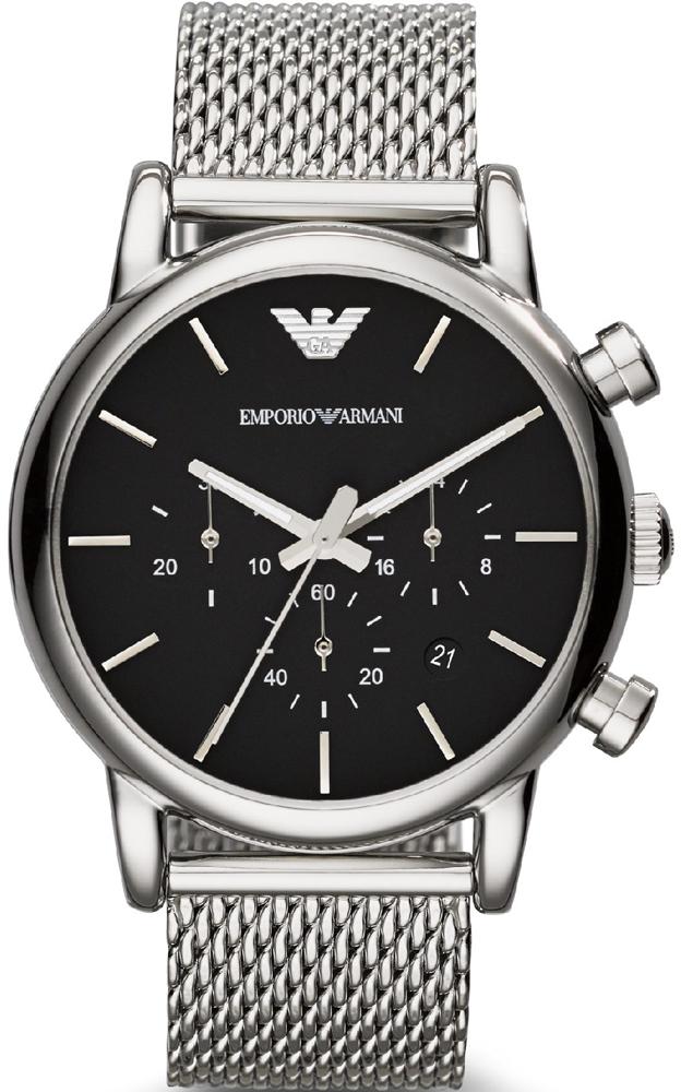 Emporio Armani AR1811 - zegarek męski