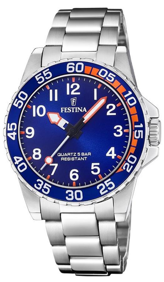 Festina F20459-2 - zegarek dla chłopca
