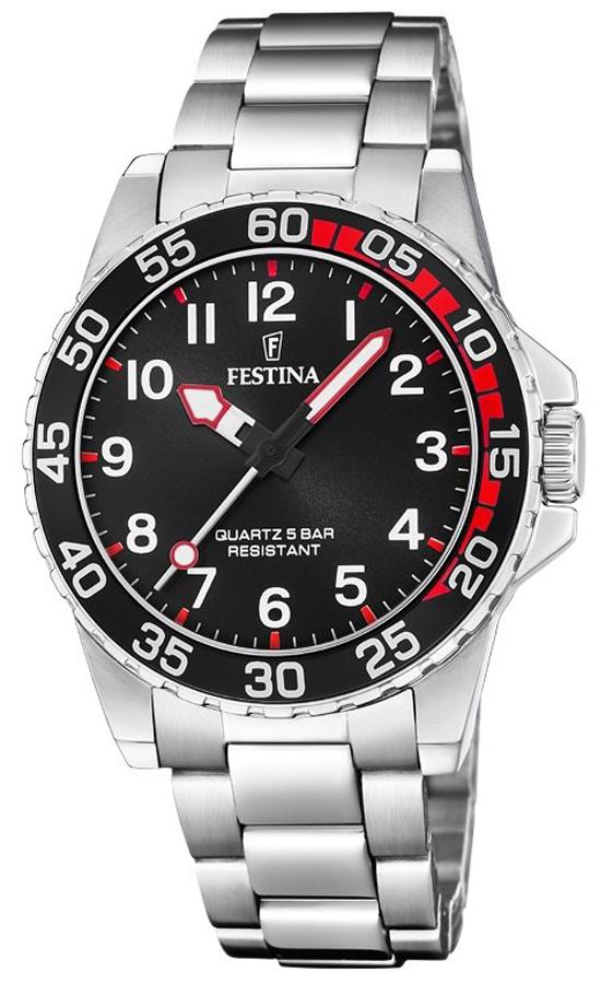 Festina F20459-3 - zegarek dla chłopca