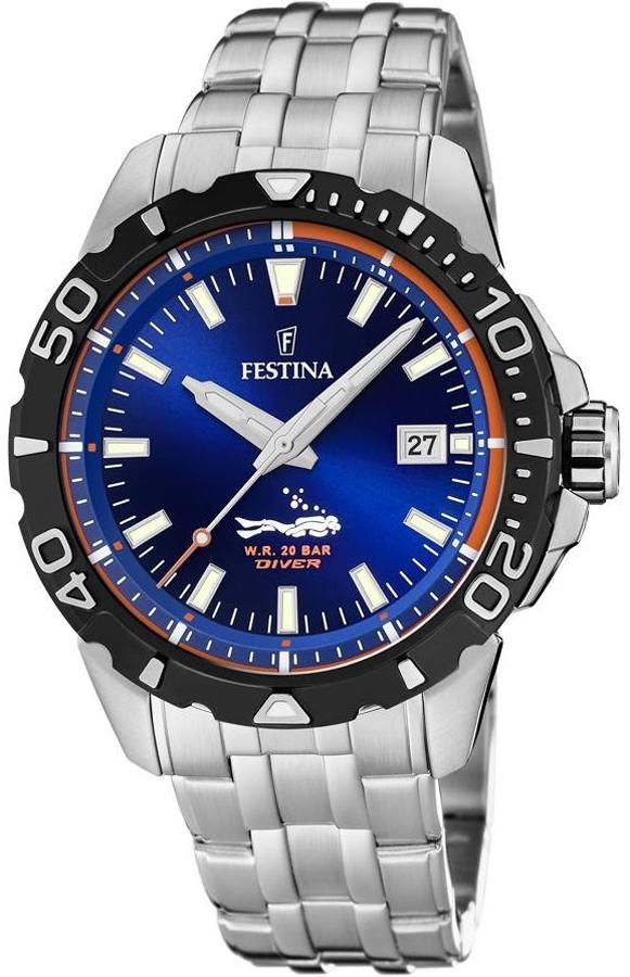 Festina F20461-1 - zegarek męski