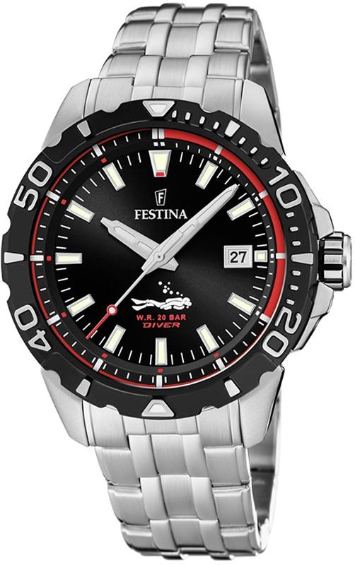 Festina F20461-2 - zegarek męski