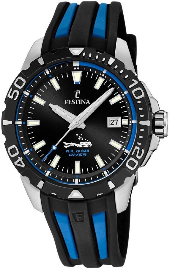 Festina F20462-4 - zegarek męski