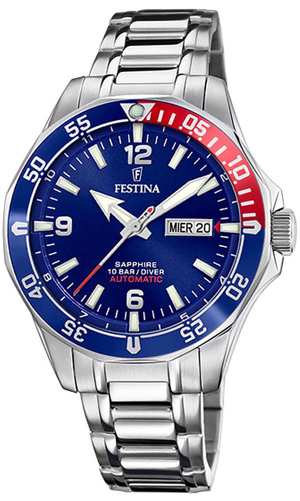 Festina F20478-2 - zegarek męski