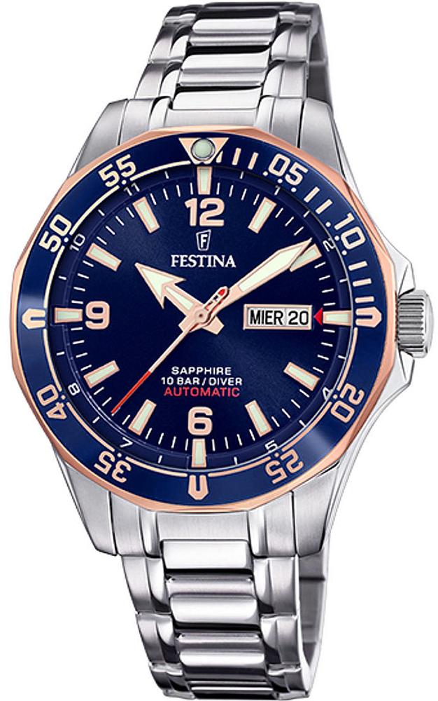Festina F20478-3 - zegarek męski