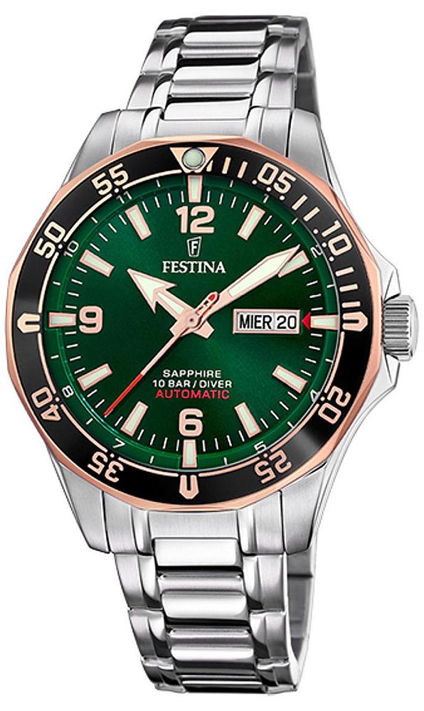 Festina F20478-4 - zegarek męski
